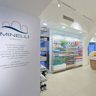 Farmacia Minelli Tivoli Centro Estetico